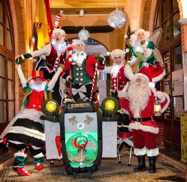 Noël avec les Wadiouis