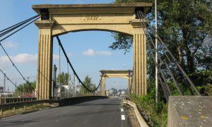 Fermeture du Pont de Lacq
